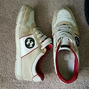 Gucci shoes size 8 and a half